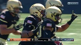 Highlights: Army Football vs. Morgan State 9-21-19