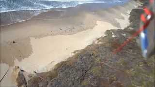 Kite Aerial Video - Half Moon Bay, San Mateo County, California - Aerial Videography