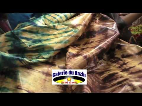 Quelques nouveautes de chez GALERIE DU BAZIN a Bamako