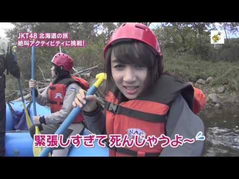 【Japan tv program】Kuraberu Travel 2(Hokkaido) / JKT48(2015.11.24)