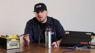 How To Install A Car Audio Capacitor