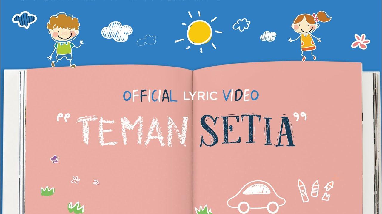 Teman Setia (Official Lyric Video) - JPCC Worship Kids