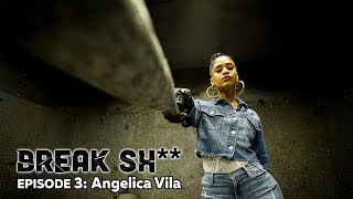 Angelica Vila BREAKS TV's, New Music, talks Fat Joe, & More on #HOT97 #BREAK SH**