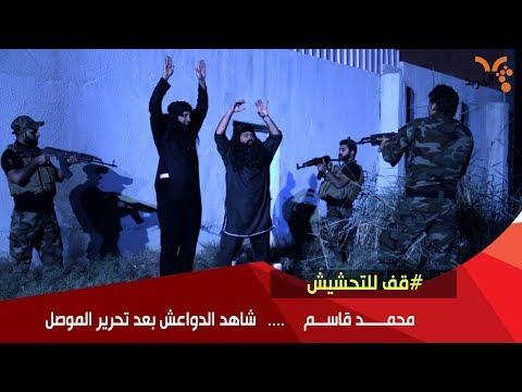تحشيش محمد قاسم ...   بعد تحرير الموصل
