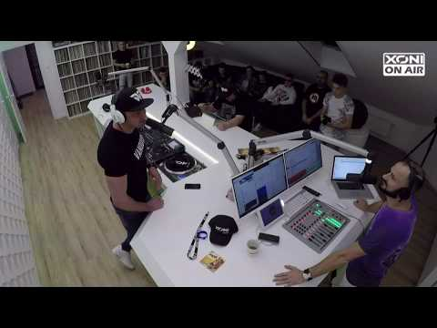 Xoni On Air - Episode #1 cz.1 / WAVESHOCK / DJ WAJS / NEXBOY / ON TUNE / INOX