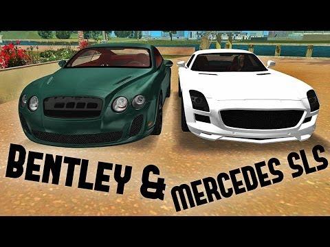 Bentley Continental Extremesports
