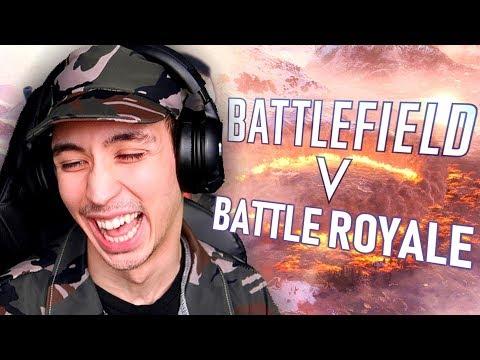 UUSI BATTLE ROYALE | Battlefield V: Firestorm thumbnail