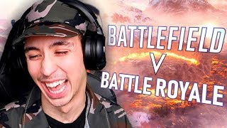 UUSI BATTLE ROYALE | Battlefield V: Firestorm