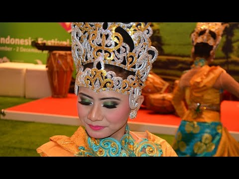 Wonderful Indonesia Festival 2017, Qatar, 28 November - 02 December 2017
