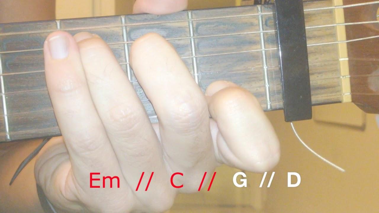 Perfect Chords Guitar How Play Cifra Violão