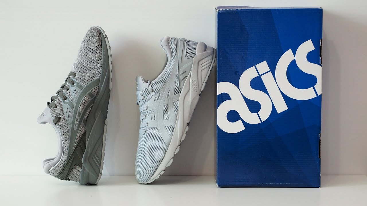 quality design 0fb2b 2e6be Обзор кроссовок Asics GEL-Kayano Trainer EVO