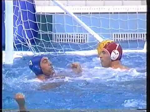 Russia Water Polo v. Spain Water Polo 2000 Sydney Olympics Semi Final