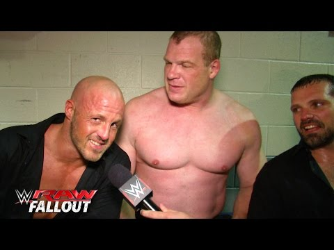 J&J Security and Kane celebrate with authority: Raw Fallout, June 8, 2015
