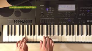 Dr Kucho Gregor Salto Can T Stop Playing Piano Tutorial Cover