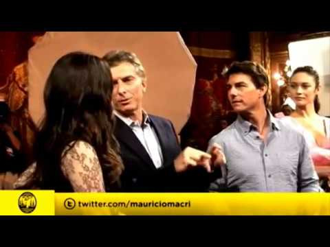 TOM CRUISE EN ARGENTINA (El Documental)