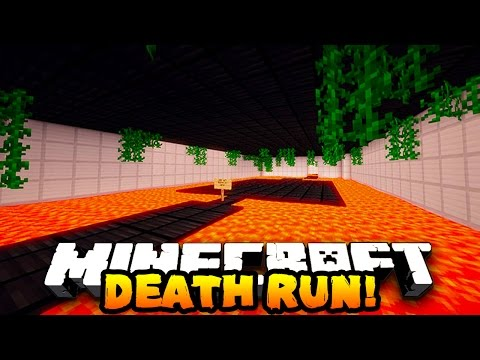 Minecraft THE DEATH RUN MASTER! | w/Preston & MrWoofless