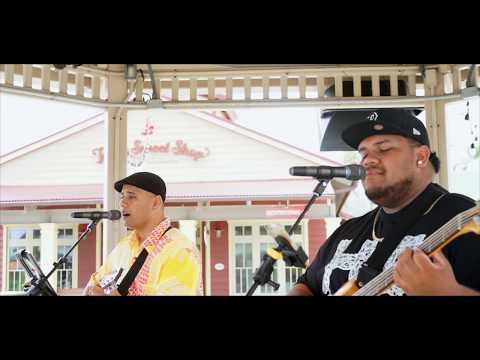 Josh Tatofi and Travis kaka.  Ka Makani Ka'ili Aloha (HD): A live performance by Travis Kaka and Hawaii's Na Hoku winner 2017 Josh Tatofi combining there talents at the Polynesian Cultural Center