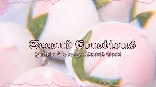 Justin Bieber - Second Emotion ft. Travis Scott (Nightcore/Sped Up)