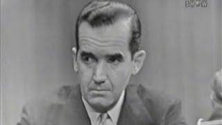 What's My Line? - Edward R Murrow (Dec 7, 1952)