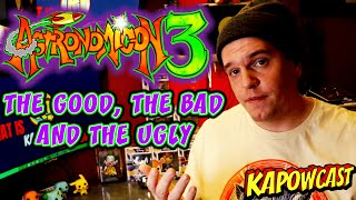 Astronomicon 3, 2020 | The Good, The Bad, and the Ugly