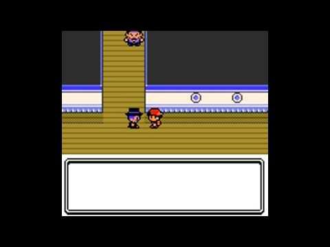Pokemon Crystal Part 72 - S.S. Aqua
