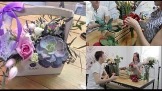 № 24 Бизнес в Комсомольске, цветочная мастерская Поли.