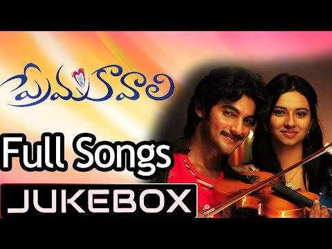 Prema Kavali ( ప్రేమ కావాలి ) Telugu Movie Songs Jukebox ll Aadhi, Isha Chawla