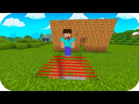 NOOB VS MAĞARA %100 EN BÜYÜK GÖRÜNMEZ TUZAK - Minecraft #1