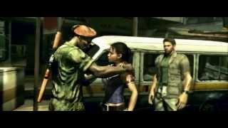 Пример озвучки Resident Evil 5.