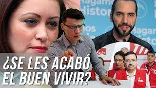 Yeymi Muñoz y FMLN estallan contra advertencias de Nayib Bukele - SOY JOSE YOUTUBER