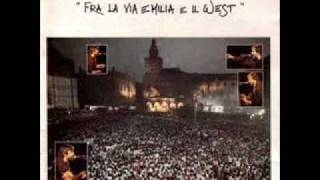 Francesco Guccini * Un Altro Giorno è Andato - Live