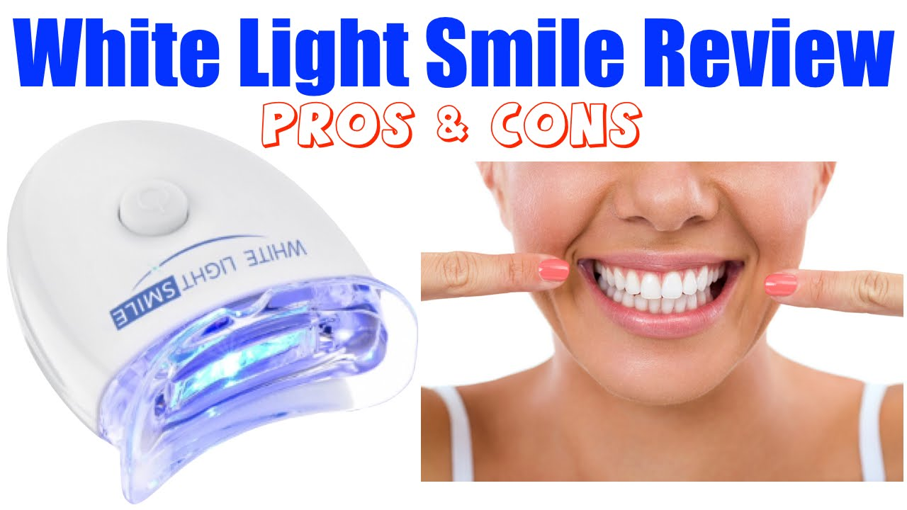 White Light Smile Review Pros Cons Youtube
