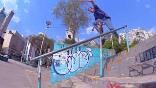 My City - Cubatao, Sao Paulo, Brazil - Akira Shiroma | Volcom Skate