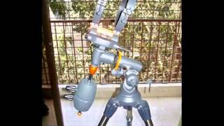 How to assembled Celestron Astromaster 130EQ reflecting telescope?