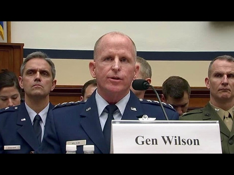 House Armed Services Committee Hearing on State of US Military. Feb. 7. 2017.
