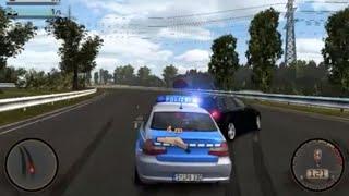 (C11) Training Cobra 11  Highway Nights (Crash Time 3) PC Demo Gameplay