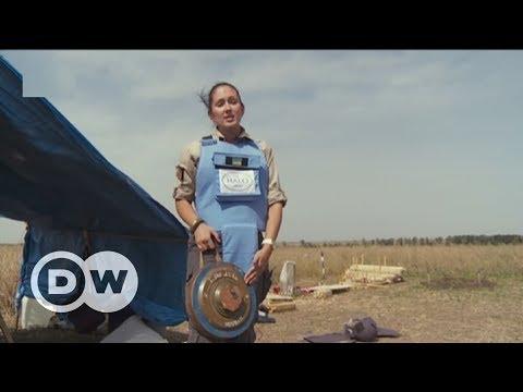 Donbass: Minenräumen im
