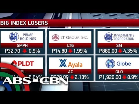 Business Nightly: PH shares fall anew ahead of Q3 GDP data