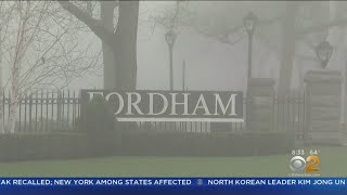Student Hurt Falling From Fordham Bell Tower In The Bronx