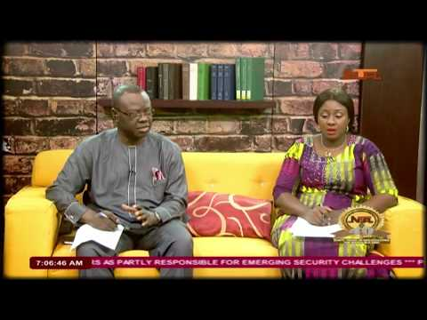 Withdrawal from AfCFTA Agreement on Good Morning Nigeria: 20/3/2018