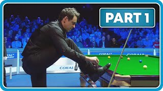 Funny Snooker Moments of 2019 | Part 1