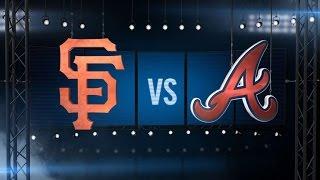 8/3/15: Braves stun Giants on Garcia's walk-off homer