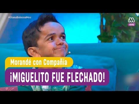 ¡Miguelito fue flechado! - Morandé con Compañía 2017