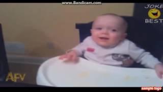 Папа учит малыша рыгать!)))СМОТРЕТЬ ВСЕМ!