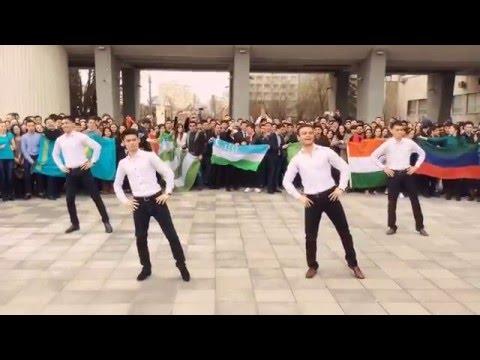 """""""Андижон полкаси"""" в Москве"""