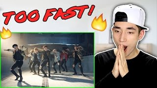The entire FIRE MV but every time they say fire it gets FASTER!!