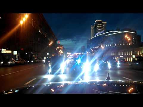 Автопробег 24.04.2015 Москве