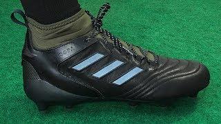 Winterized Football Boots! Adidas Copa