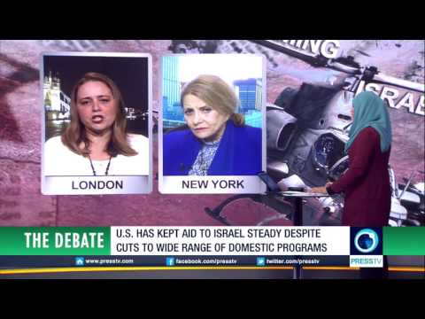 Debate: Arming Israel | Hafsa Kara-Mustapha, Maxine Dovere; comments by E. Michael Jones
