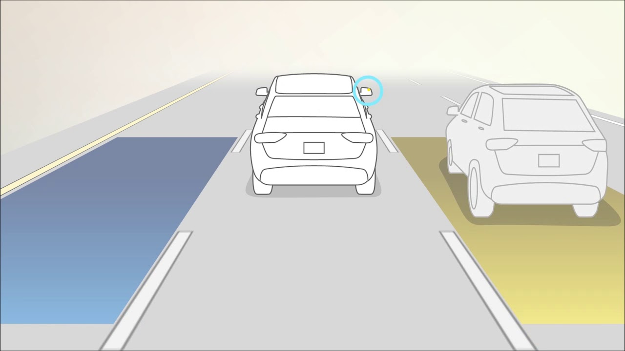Blind Spot Monitoring Learn About The Blind Spot Monitor